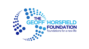 The Geoff Horsfield Foundation logo sleep under the stars bimringham city football club KSB Recruitment