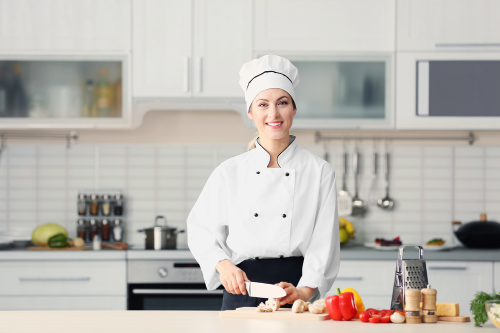 Smiling Chef Interview KSB Recruitment