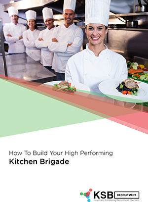 Kitchen Brigade Guide KSB Recruitment