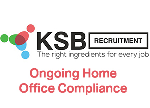 HO Compliance Registered KSB Recruitment