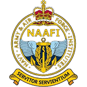 Naafi Logo KSB Recruitment Hospitality & Catering