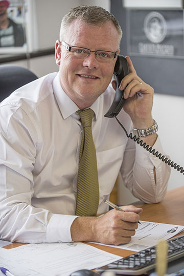 Jon Bannister OM Hospitality and Catering Recruitment Agency
